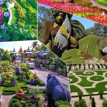 World Famous Gardens